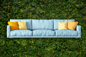 Sofa's and Couches from Des Higginbotham Interiors